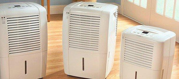 Осушувач повітря - джерело здорового мікроклімату приміщення