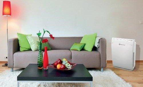 Стильный очиститель воздуха для дома Cooper&Hunter
