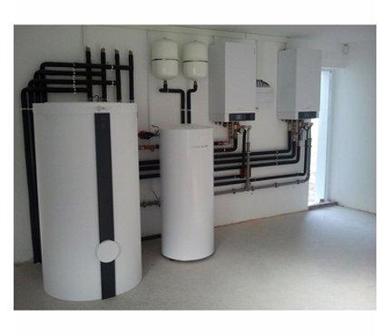 Ефективний тепловой насос для опалення будинку Viessmann