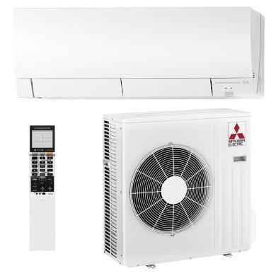 Тепловой насос для отопления воздух-воздух