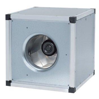 Канальний вентилятор для квадратного повітропровода Systemair MUB