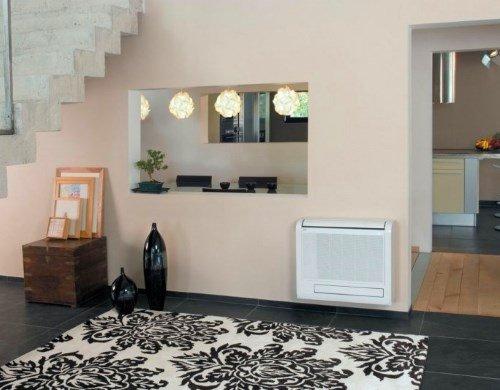 Напольно-потолочный кондиционер для квартиры