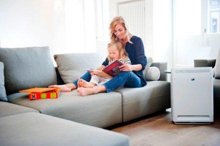 Daikin MC70L - очищувач повітря для будинку