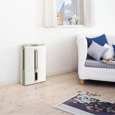 Приклад використання осушувача повітря в квартирі