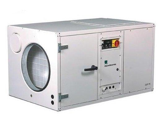Канальний осушувач повітря Dantherm CDP 125