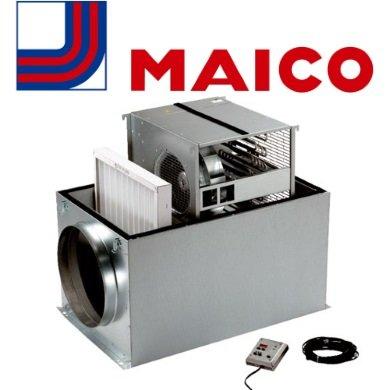 Maico ECR - приточная вентиляционная установка (Германия)