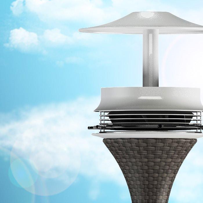 Автономная система туманообразования