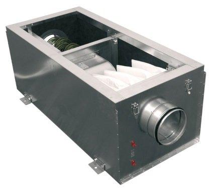Эффективная приточная вентиляционная установка Salda VEKA