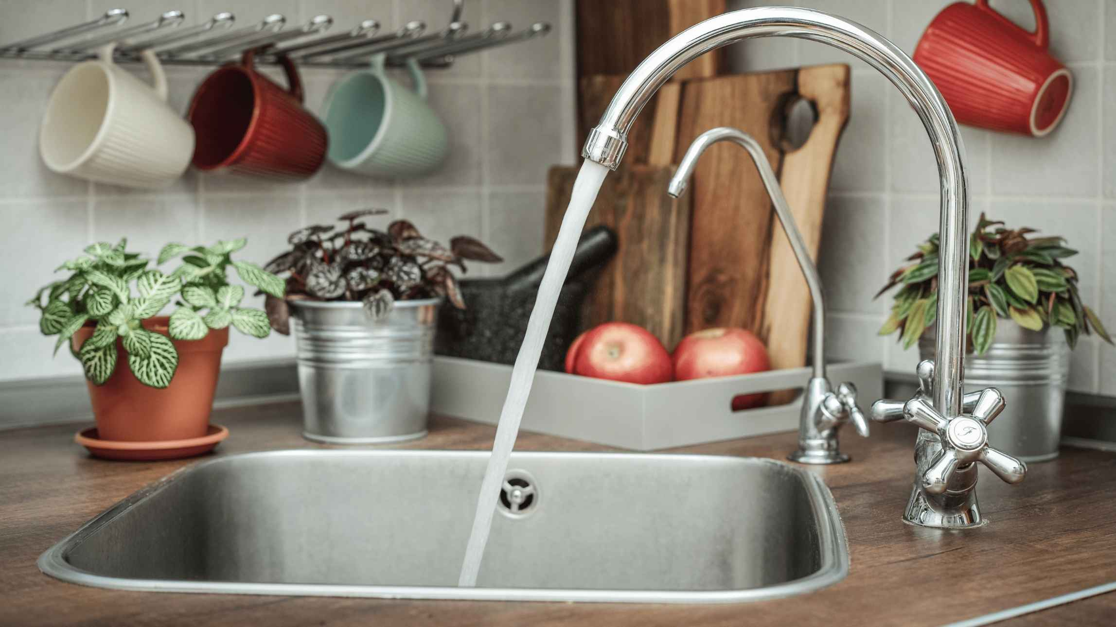 Системы водоочистки в доме и квартире