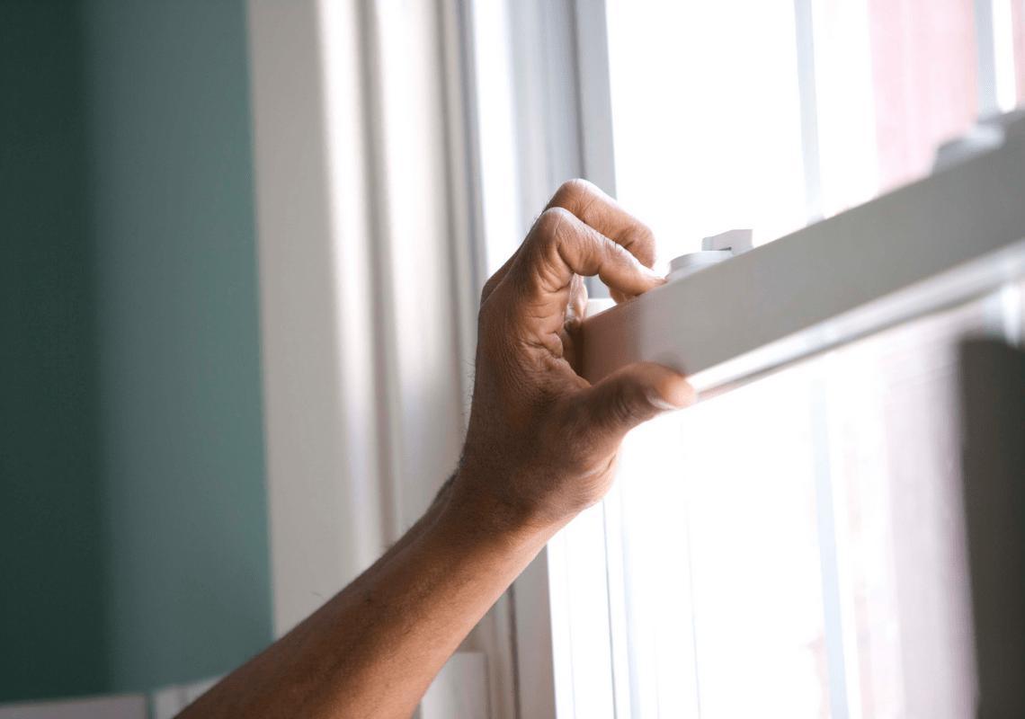 Відкриття вікон - нераціональна вентиляція для будинку!