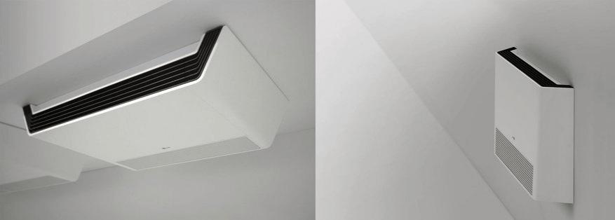 Підлогово-стельові кондиціонери
