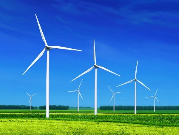 Вітрова енергія для електрики