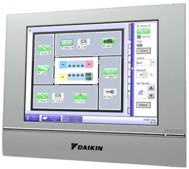 Управління кліматом: система Daikin
