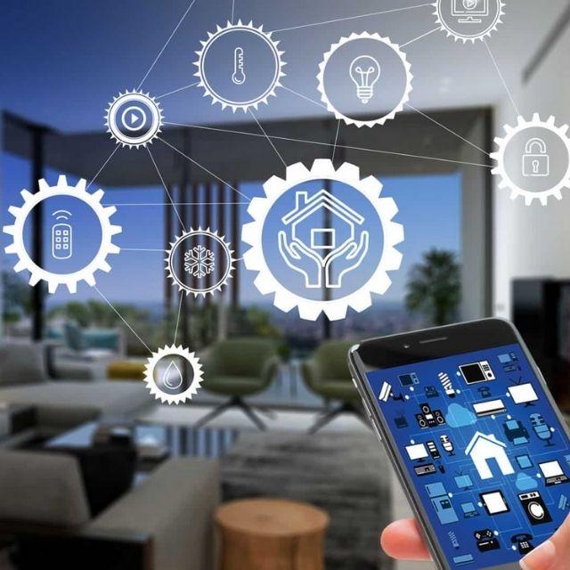 """Система автоматизації """"Розумний будинок"""" через смартфон"""