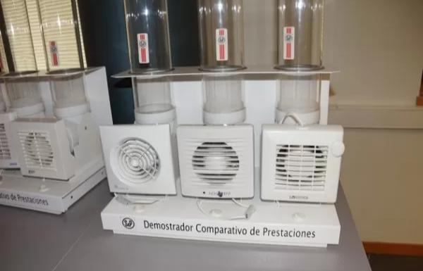 Настінні побутові вентилятори Soler&Palau