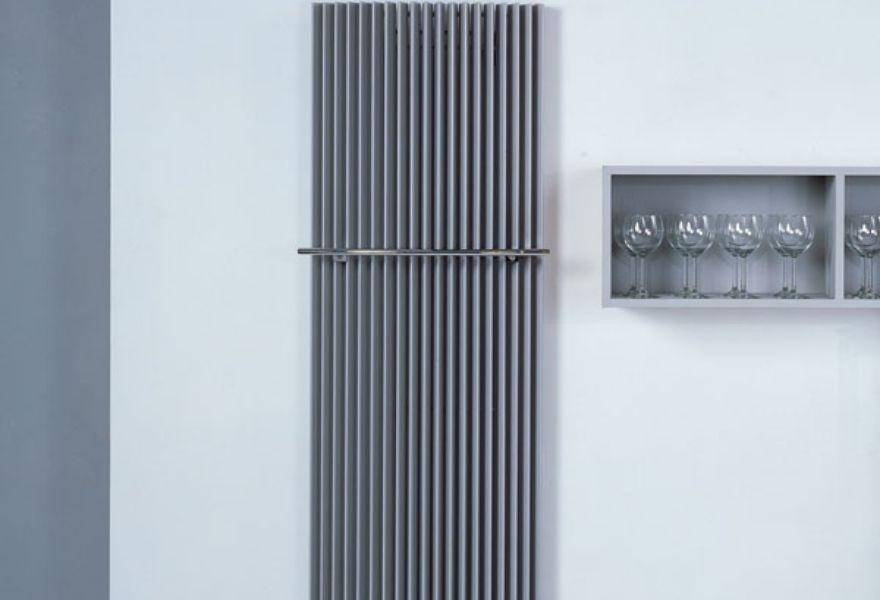 Дизайнерские радиаторы - как объединить тепло и стиль