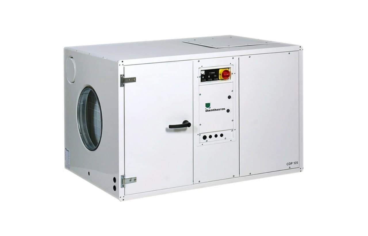 Приточно-вытяжная установка с рекуперацией тепла Dantherm