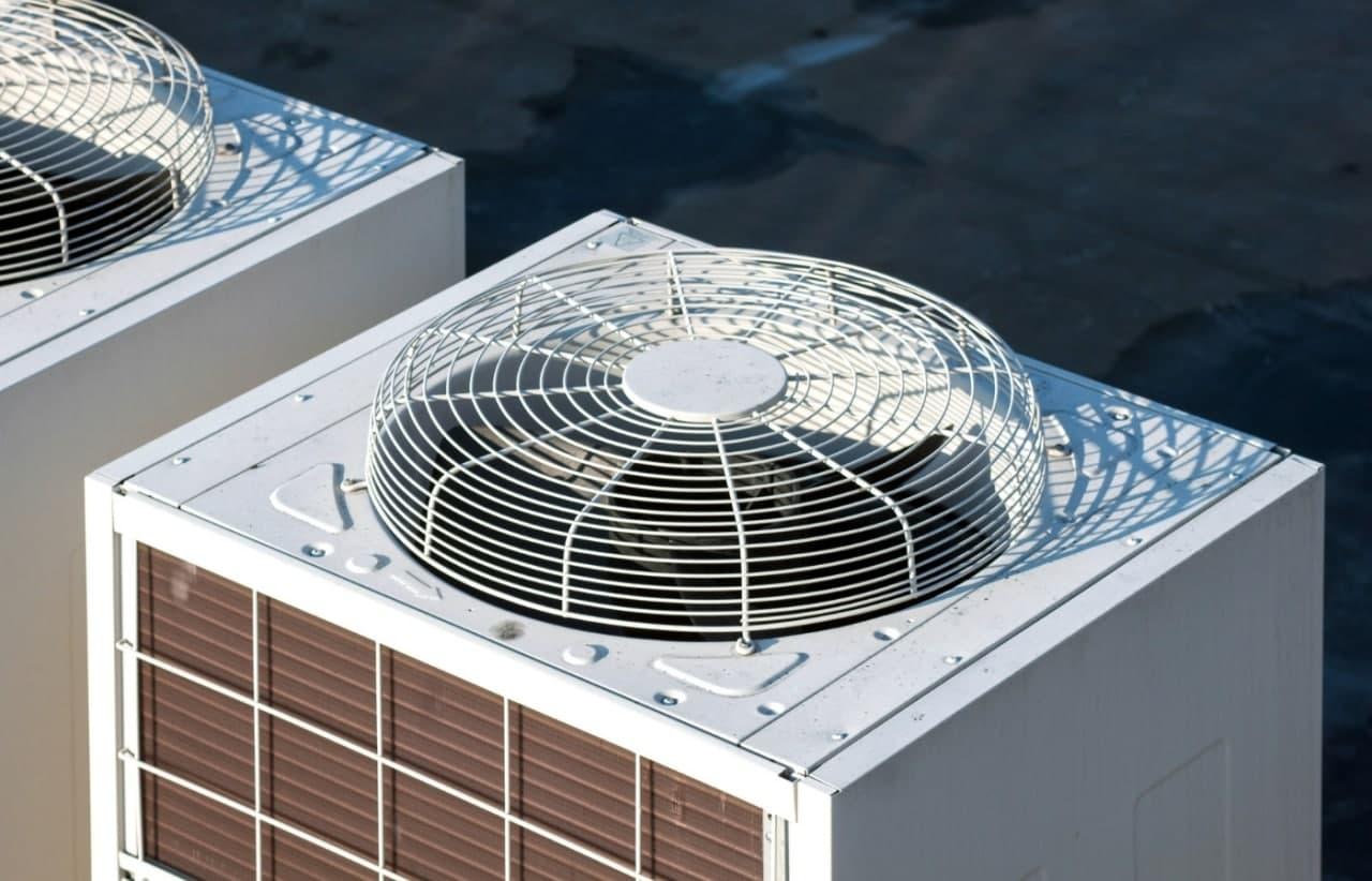 Система вентиляції зовні будівлі
