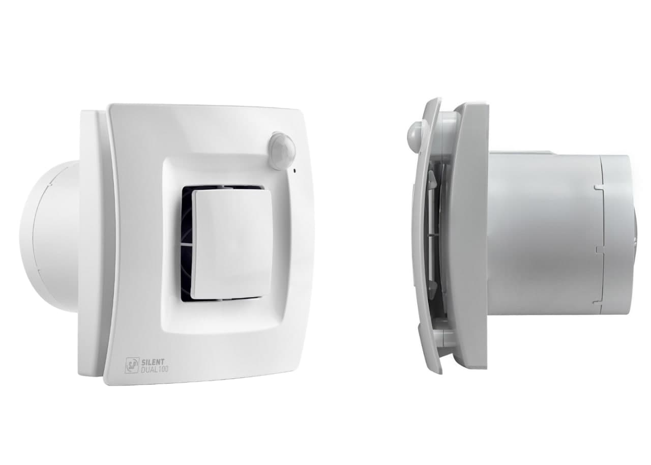 Вентилятор Soler&Palau Silent Dual