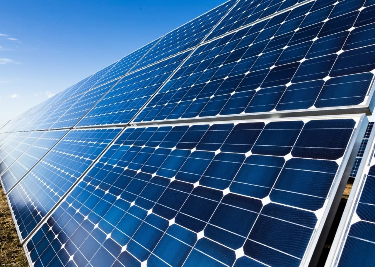 Солнечная батарея - пример