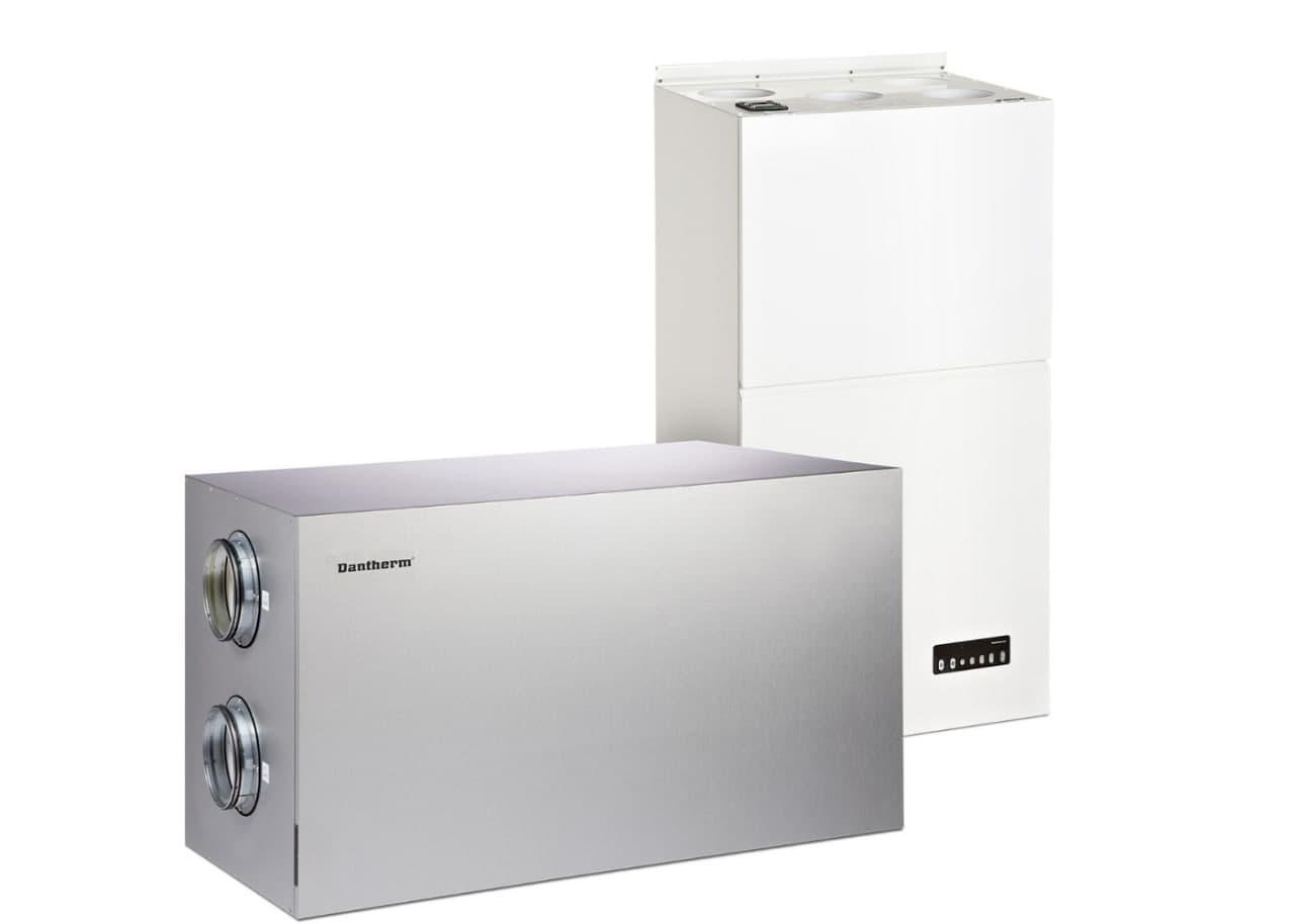 Установка с рекуперацией тепла Dantherm HXV5
