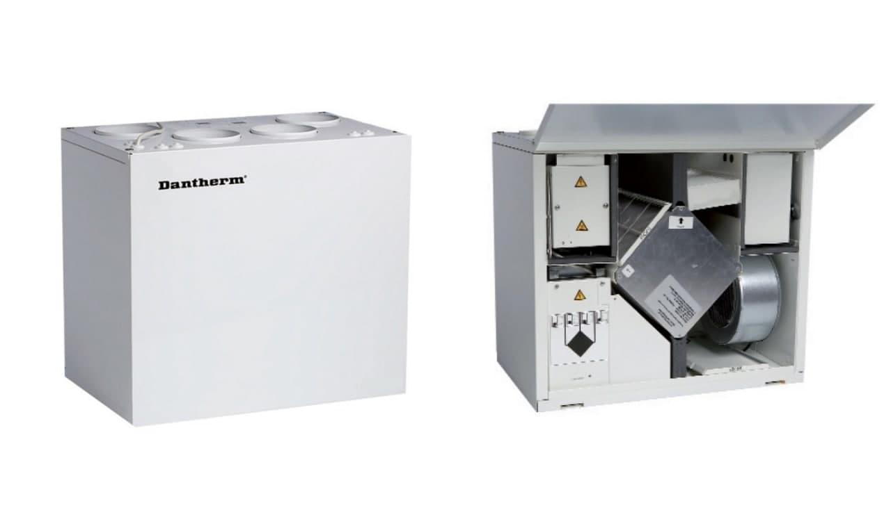 Вентиляционная установка Dantherm