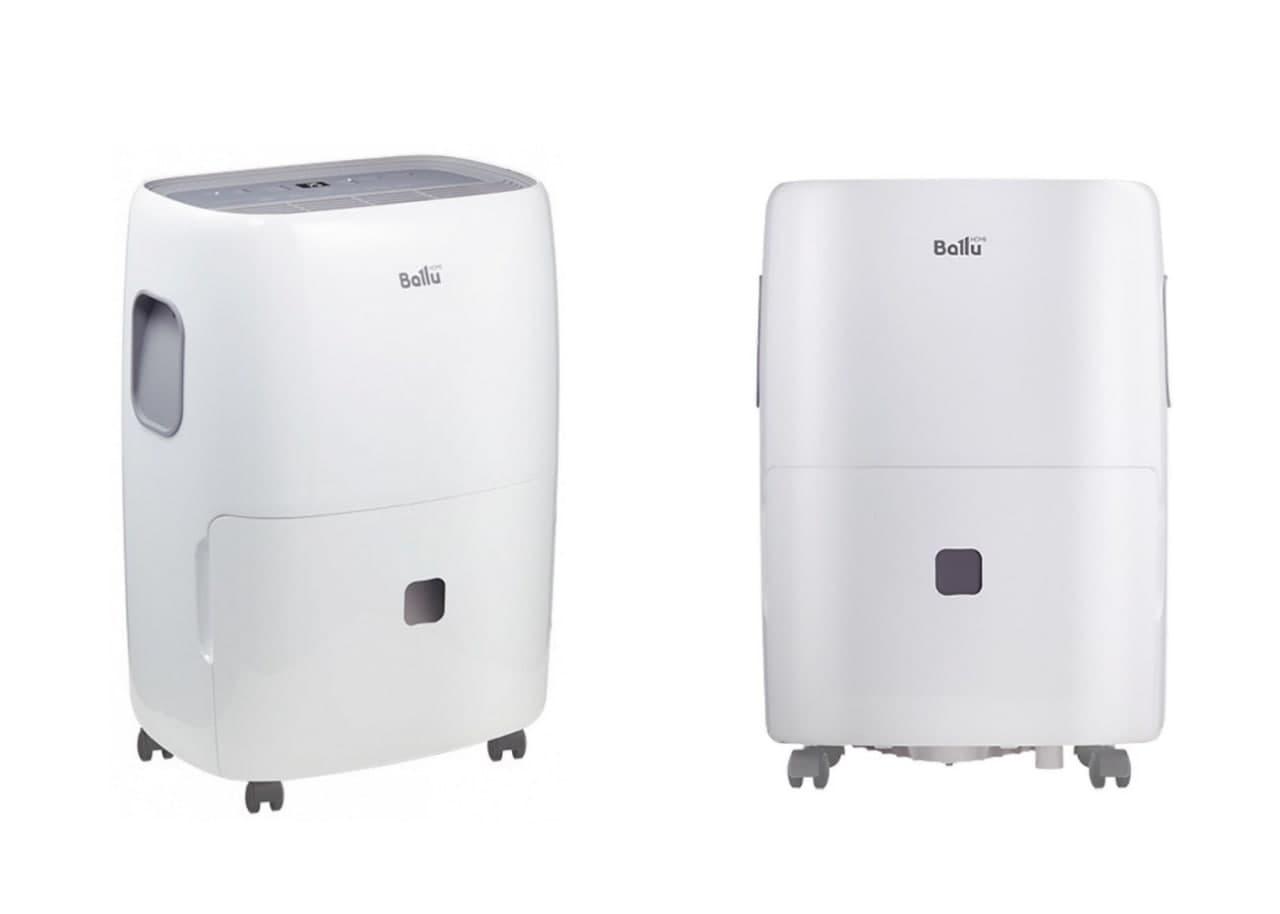 Пример осушителя воздуха для дома или квартиры
