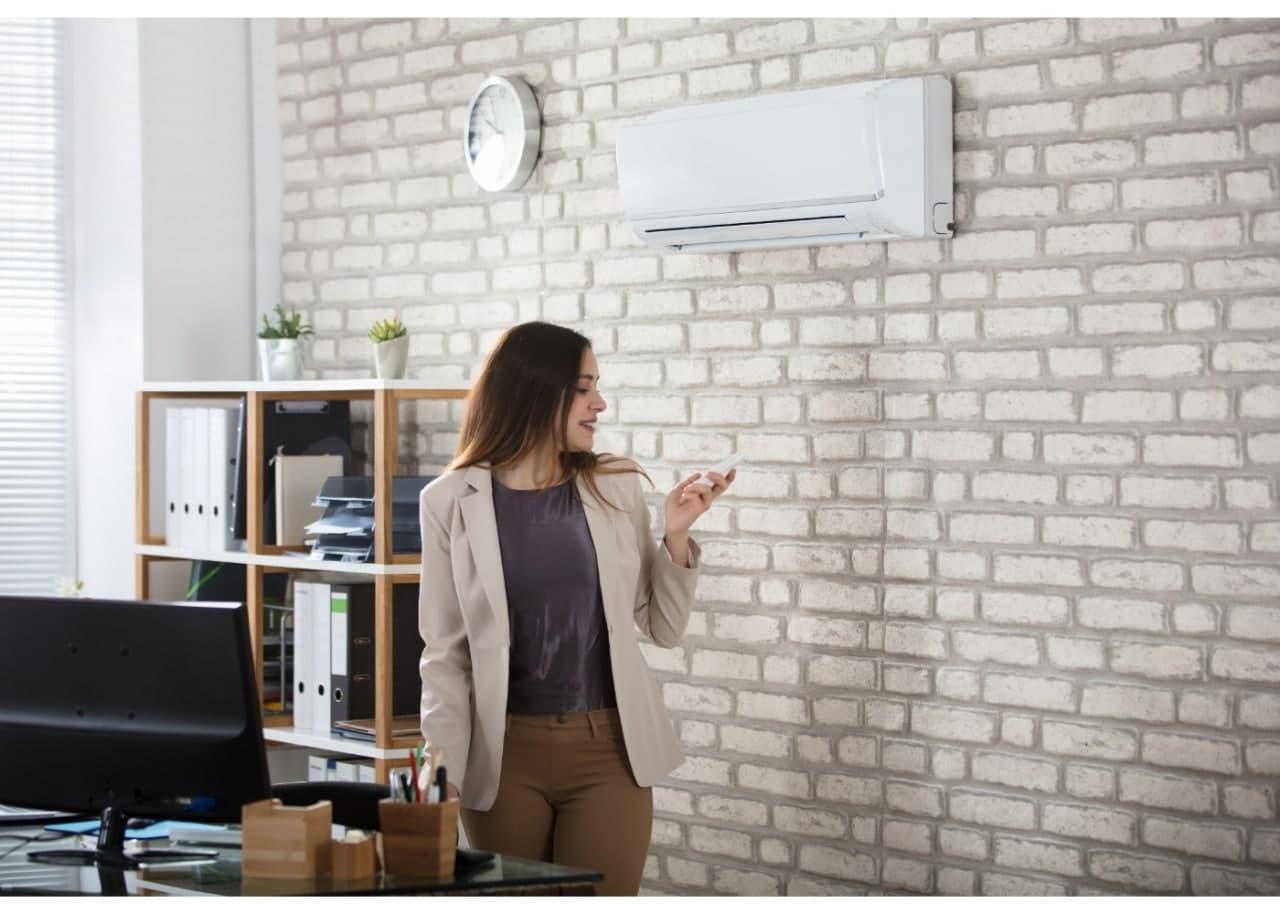 Оптимальні кліматичні умови для тих, хто знаходяться в офісі