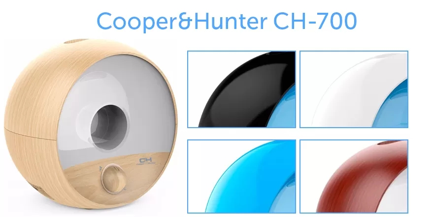 Ультразвуковий зволожувач Cooper&Hunter CH-700