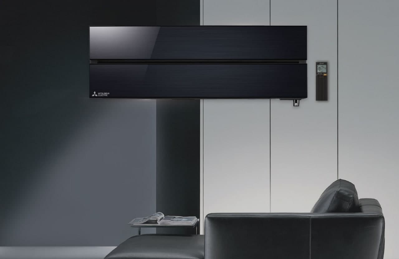 Mitsubishi Electric в дизайне интерьера