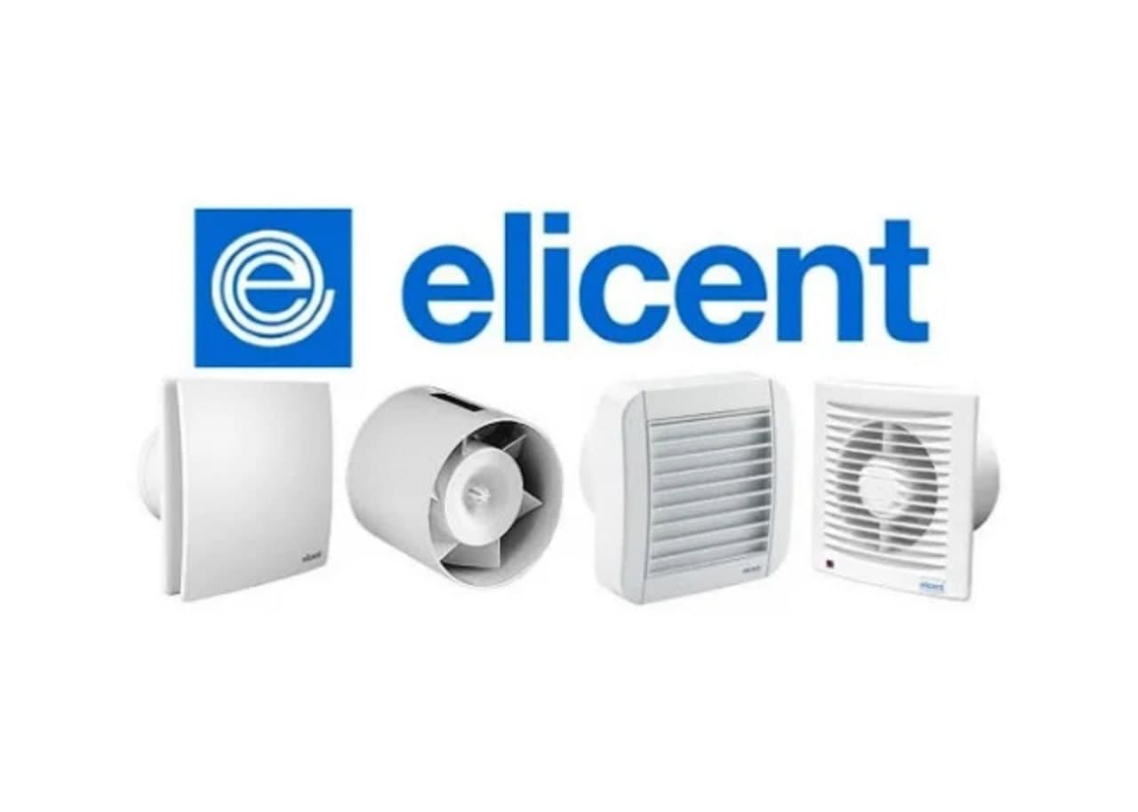 Вентилятори бренду Elicent
