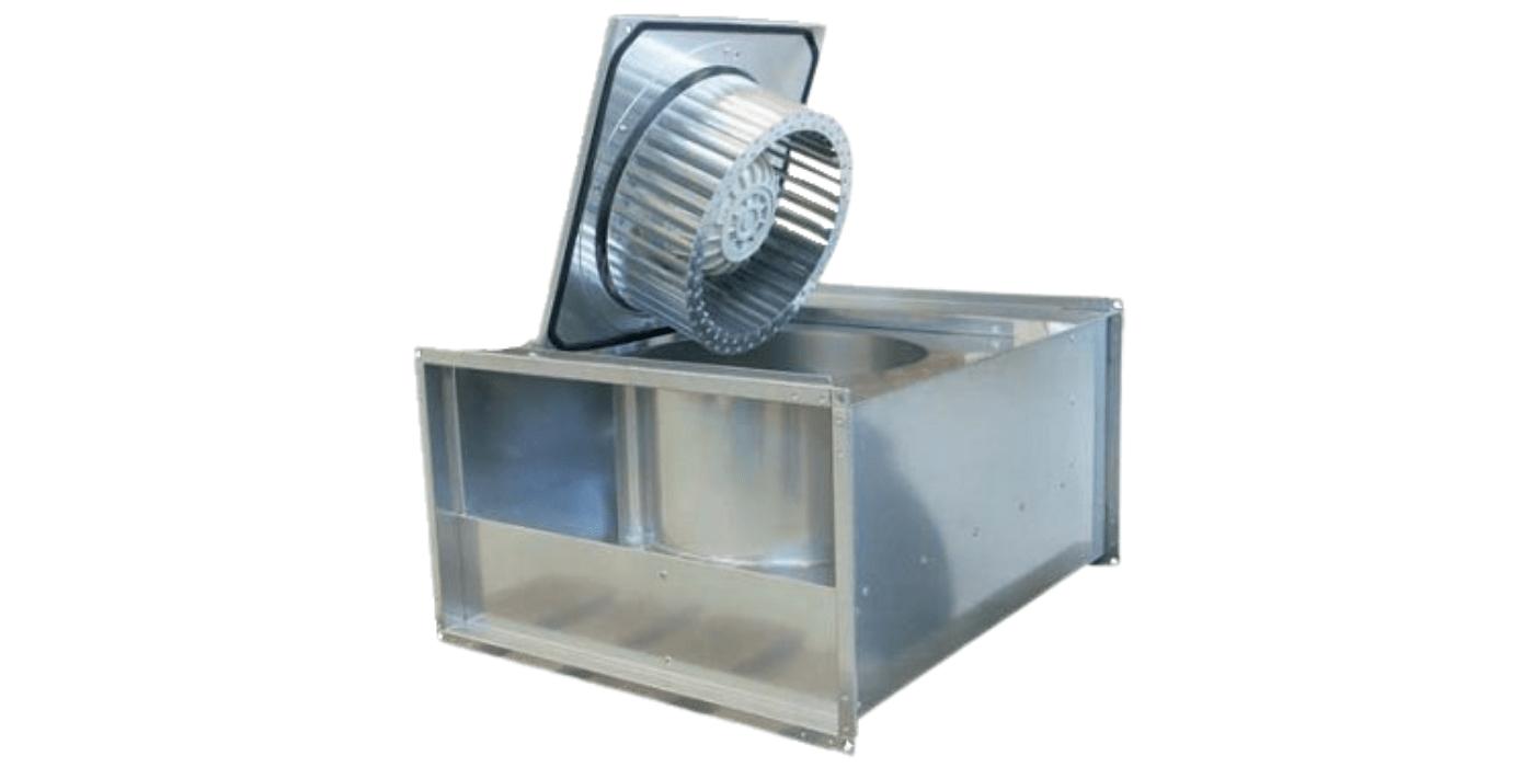 Промисловий витяжний вентилятор