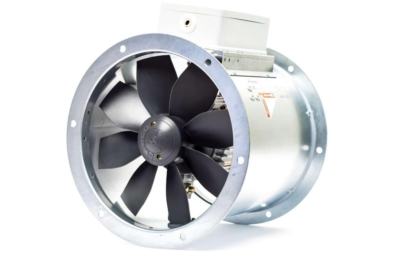 Осьовий вентилятор Maico