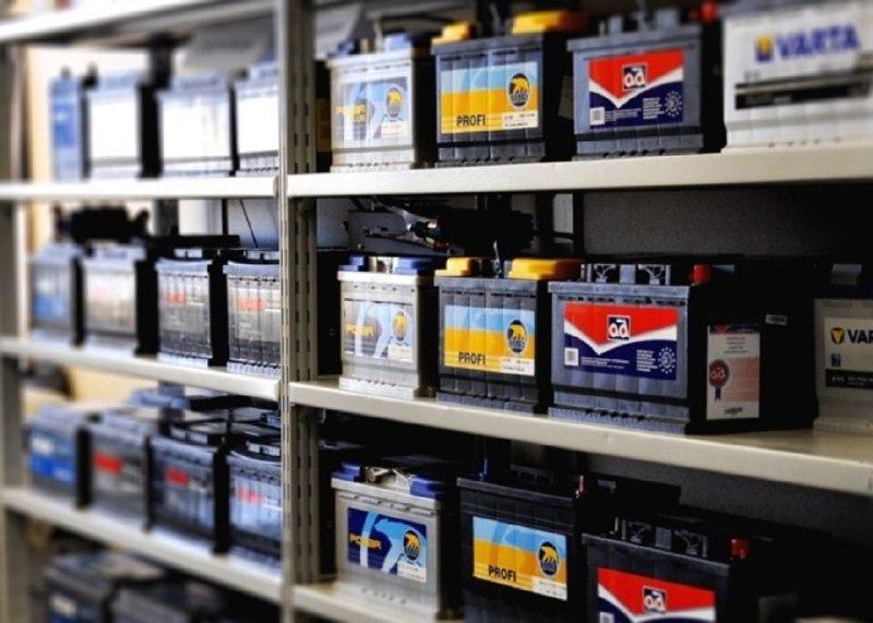 Різні акумуляторні батареї