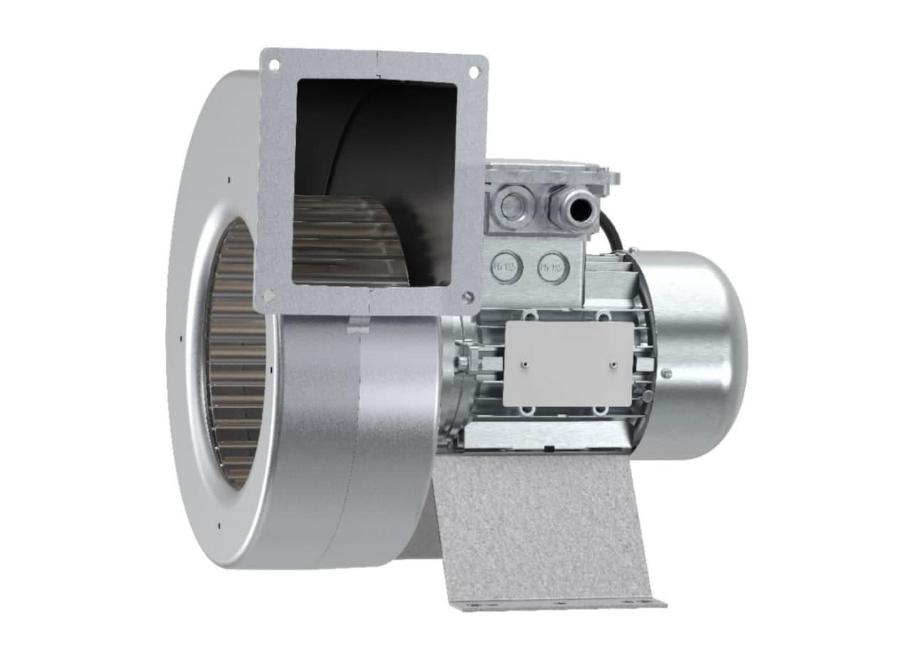 Радіальний вентилятор Systemair