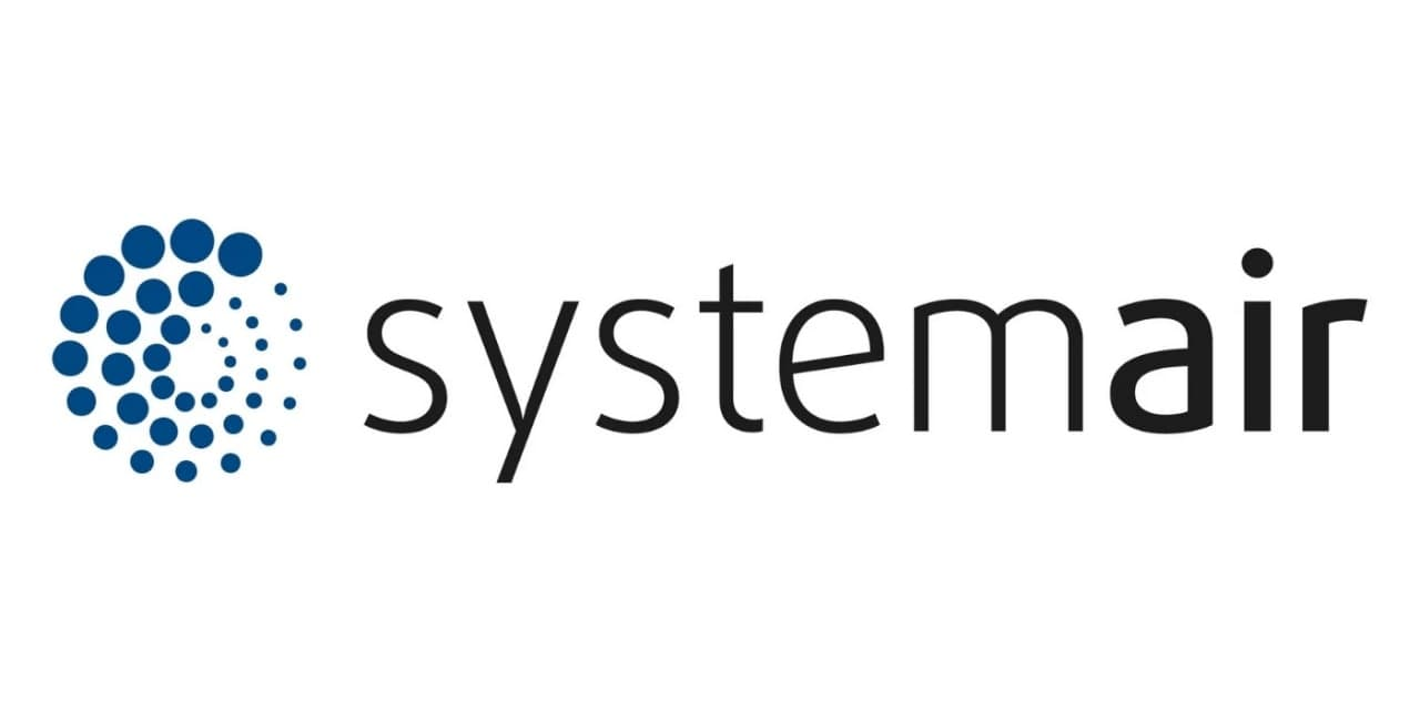 Логотип Systemair