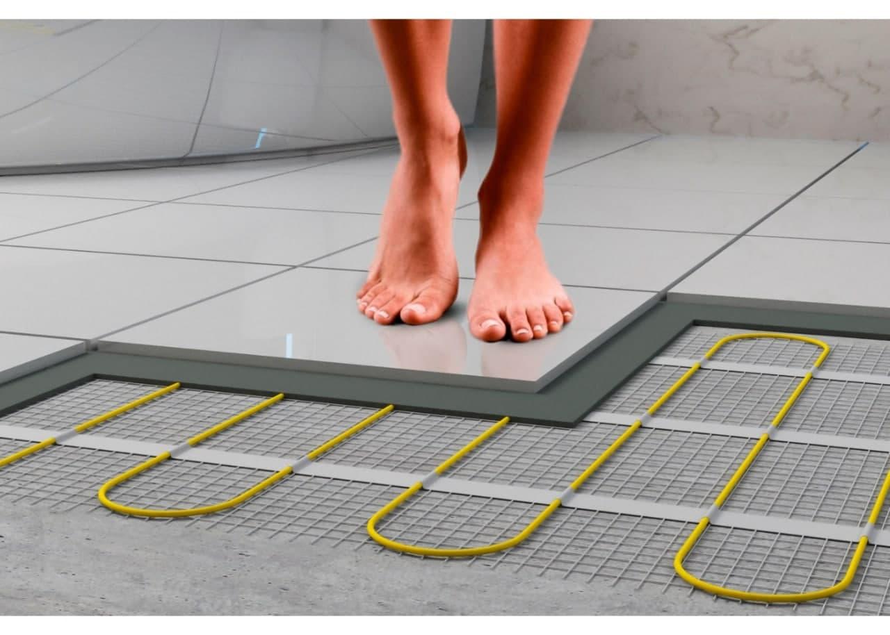 Тепла підлога - запорука комфорту мешканців
