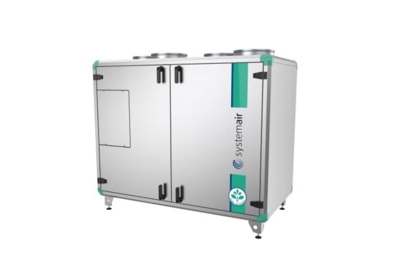 Вентиляційна установка Topvex SoftCooler
