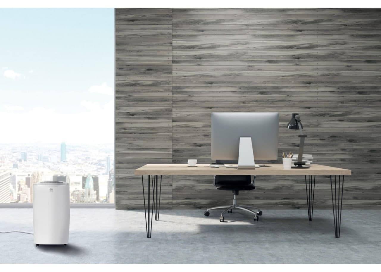 Осушитель воздуха Vortice в офисе
