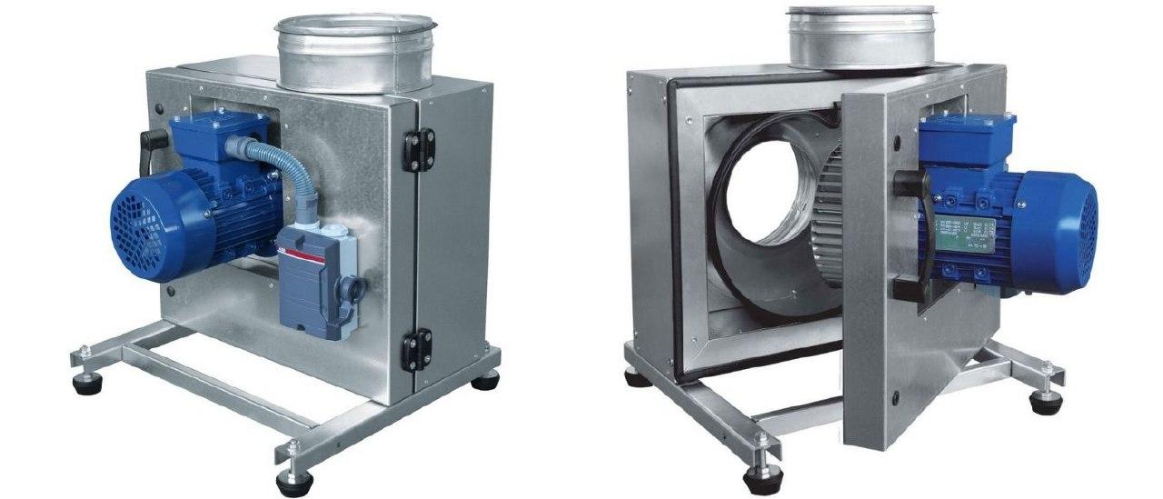 Вентилятори, призначені для роботи на кухні LV-FKE