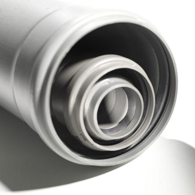 Каналізаційна пластикова труба