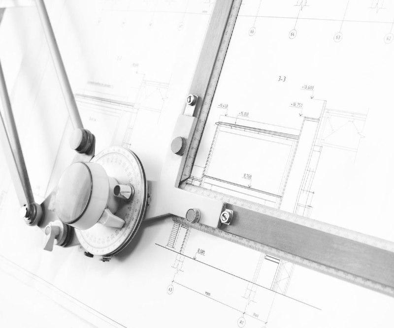 Чертеж для системи кондиционирования в частном доме