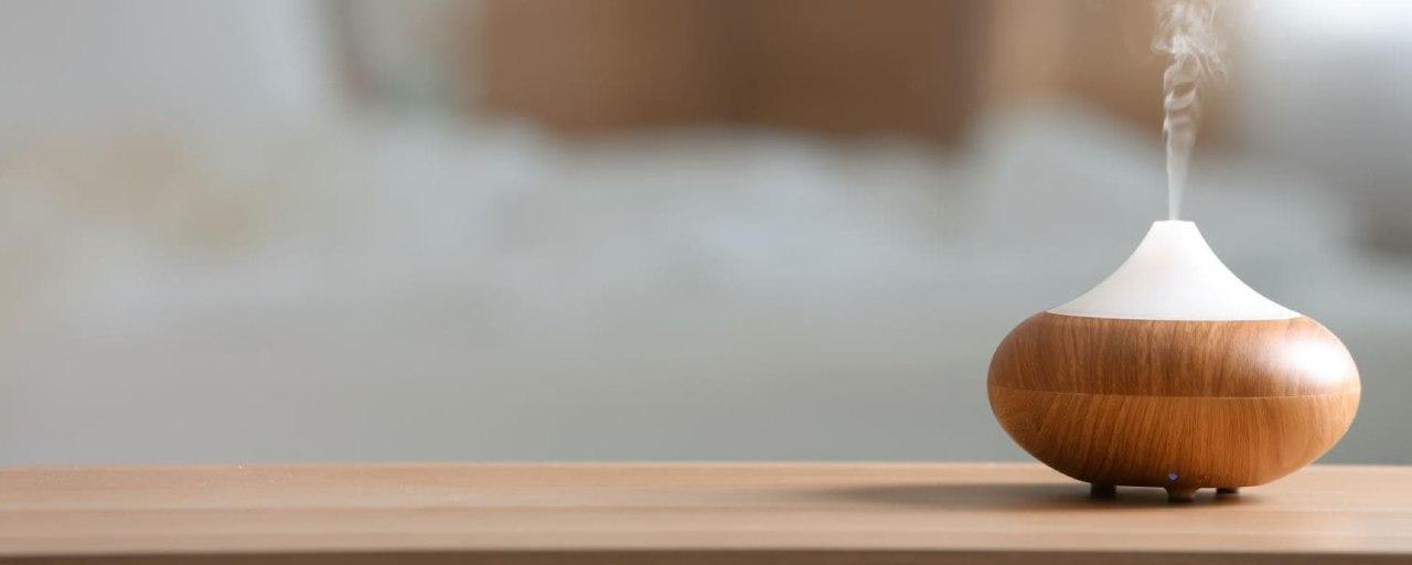 Побутовий зволожувач повітря для квартири або приватного будинку