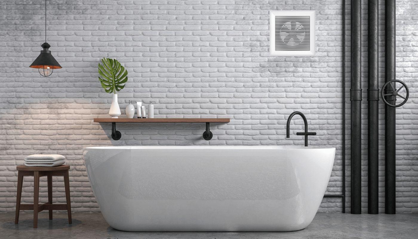 Вентиляція в ванній кімнаті