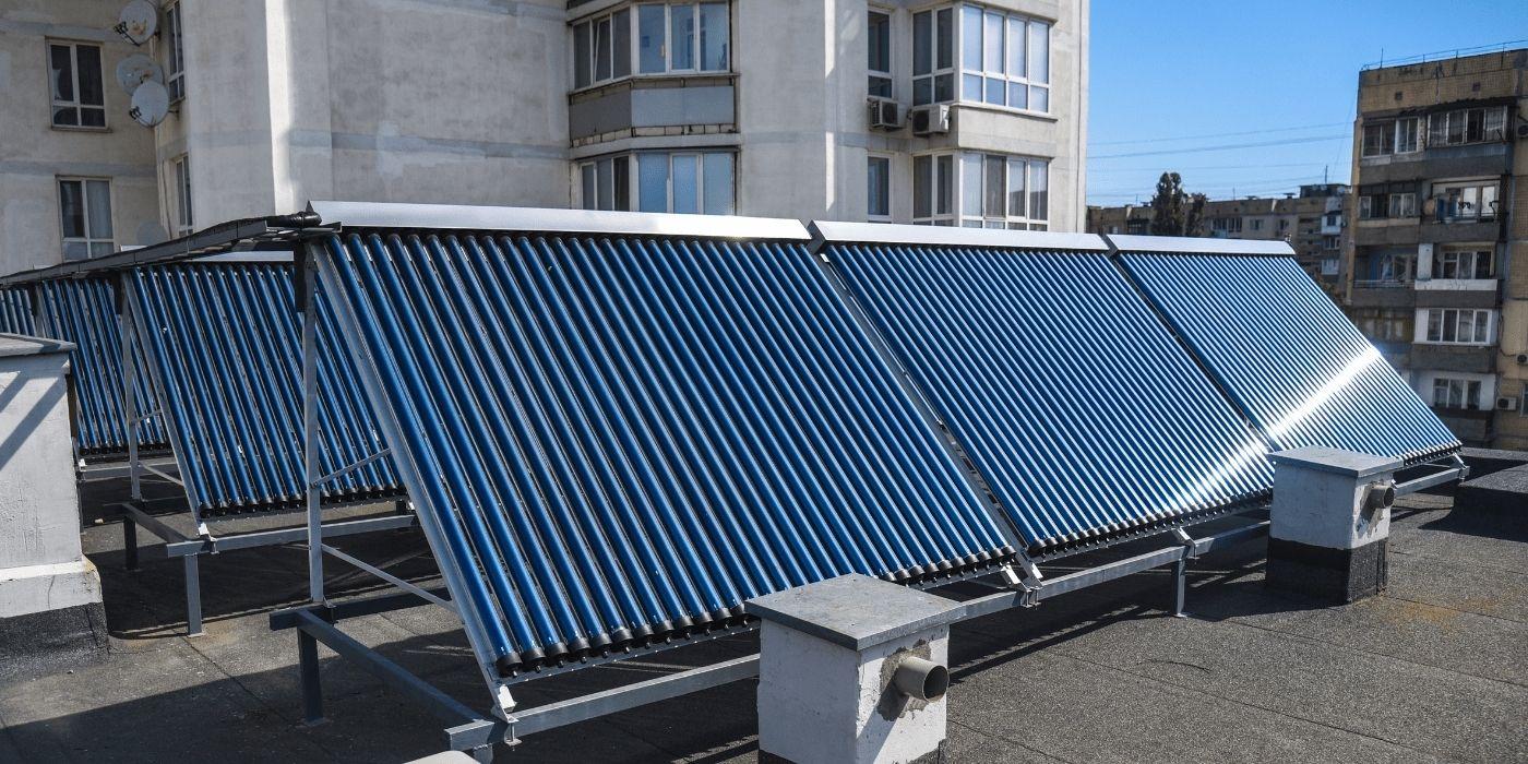 Сонячні колектори для квартири