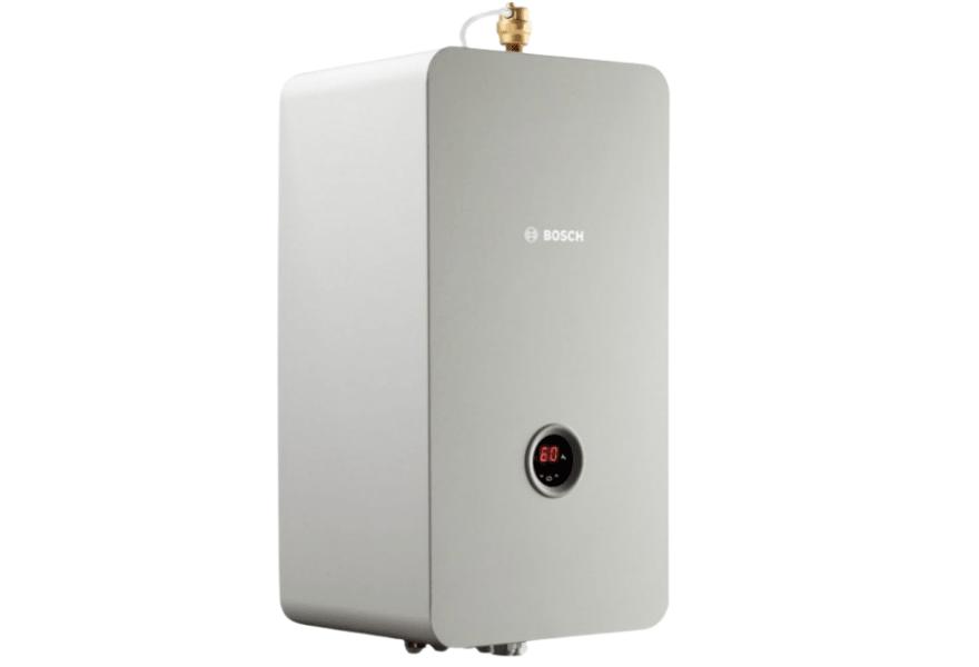 Электрокотел Bosch Tronic Heat – новинка на рынке бойлеров