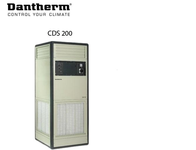Осушувач повітря Dantherm CDS