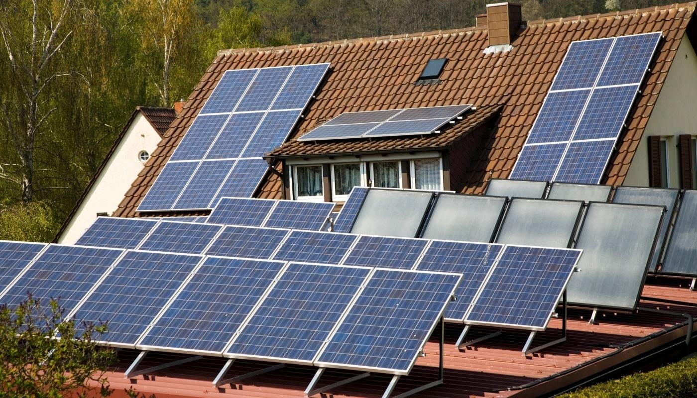 Сонячні батареї, використання