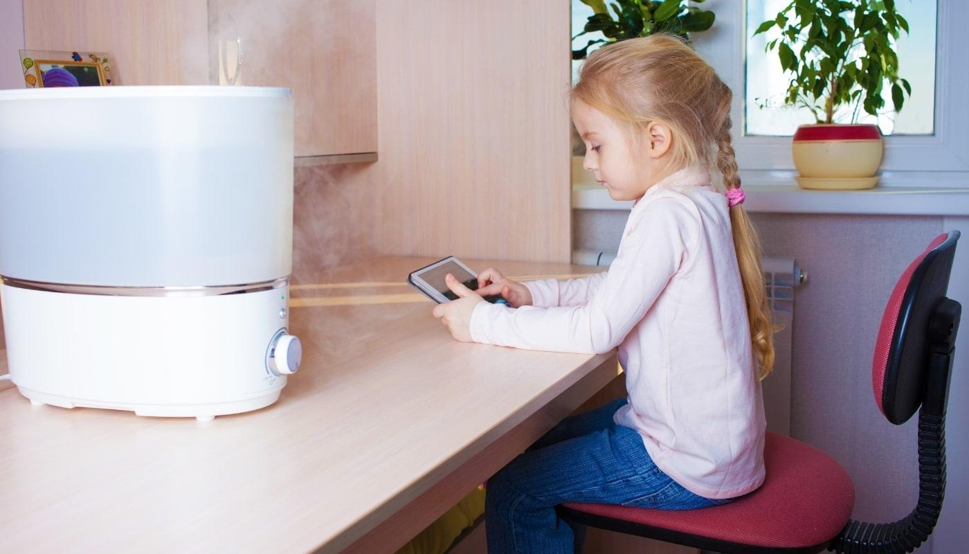 Зволожувач повітря для малюків