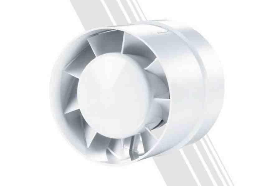 Вентилятор канальний побутовий для круглих каналів: огляд і ціна
